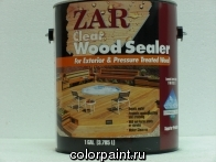 CLEAR WOOD SEALER